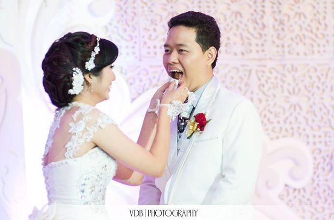Wedding Day Andi & Evelin by VDB Photography - 036