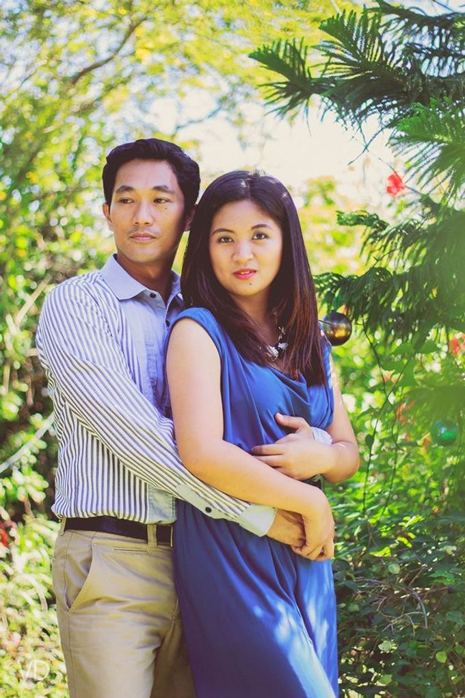 Noel & Ann Prenuptial Photoshoot at Madies Place by Madie's Place Bed & Breakfast, Events Venue - 017