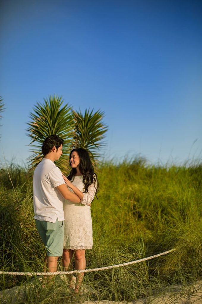 Stephanie & Francisco Engagement Photos by Seven Arts & Productions - 002