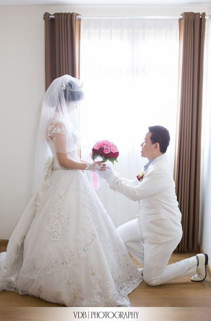 Wedding Day Andi & Evelin by VDB Photography - 019