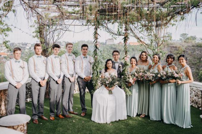 Jessica & Antonio Wedding by Bali Brides Wedding Planner - 024