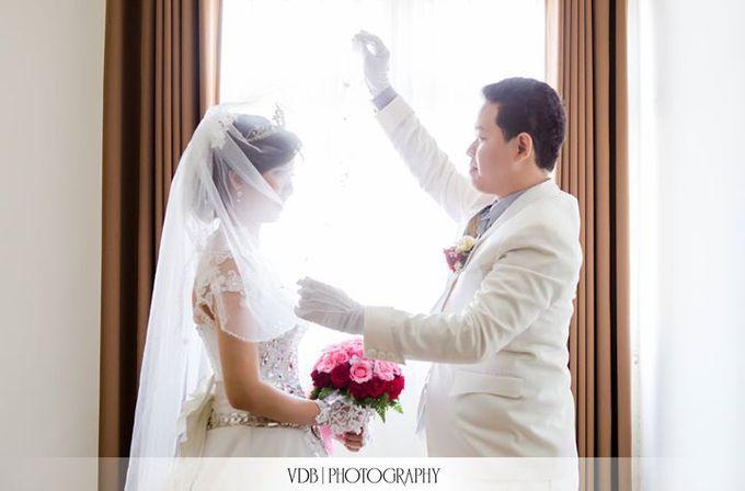Wedding Day Andi & Evelin by VDB Photography - 020