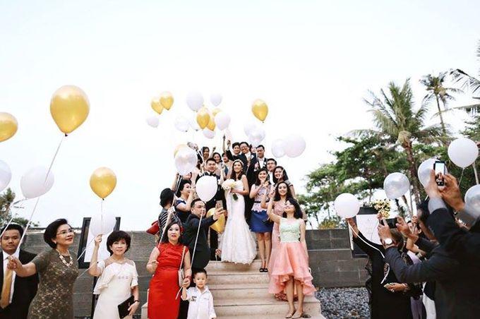 David & Adelia Royal Greek Wedding by Flying Bride - 014