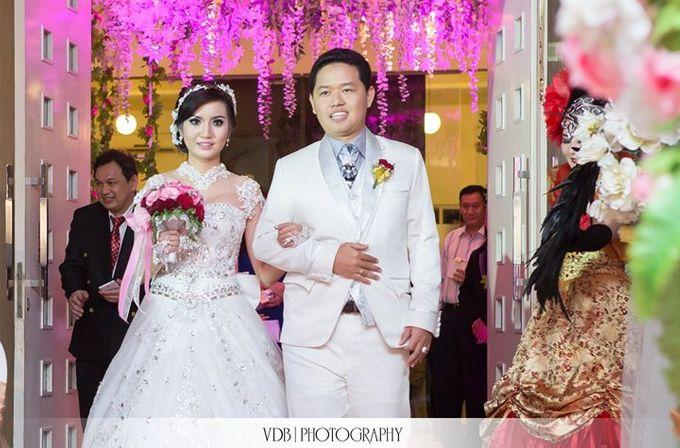 Wedding Day Andi & Evelin by VDB Photography - 033