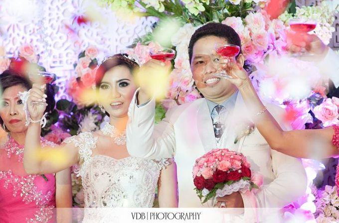 Wedding Day Andi & Evelin by VDB Photography - 037
