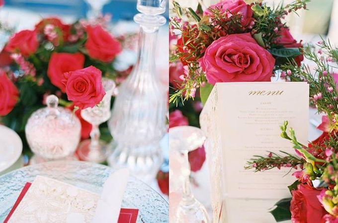 Adit & Celine Modern Ombre Wedding by Flying Bride - 015