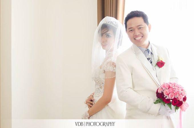 Wedding Day Andi & Evelin by VDB Photography - 018
