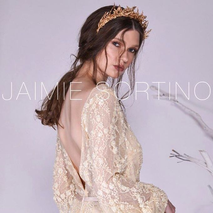 Spina Bride Collection- Jaimie Sortino by Spina Bride - 002