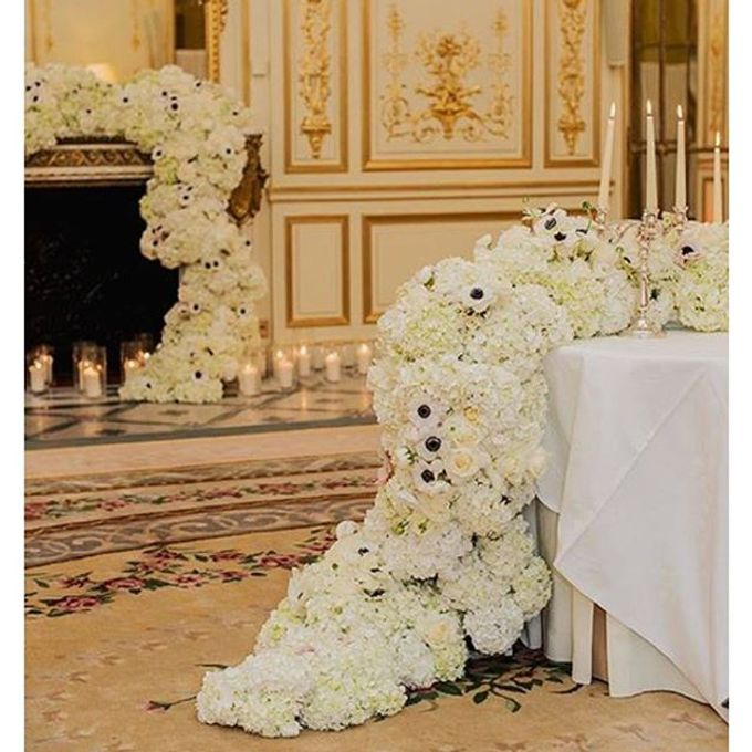 An overview of our weddings and events. by Luxe Paris Events - 016
