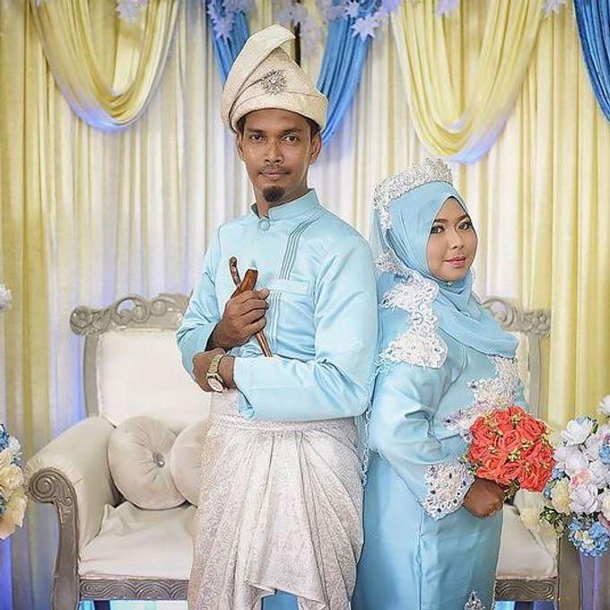 WEDDING FATIN AND AZIZAN by Opa Pakar Photography - 018
