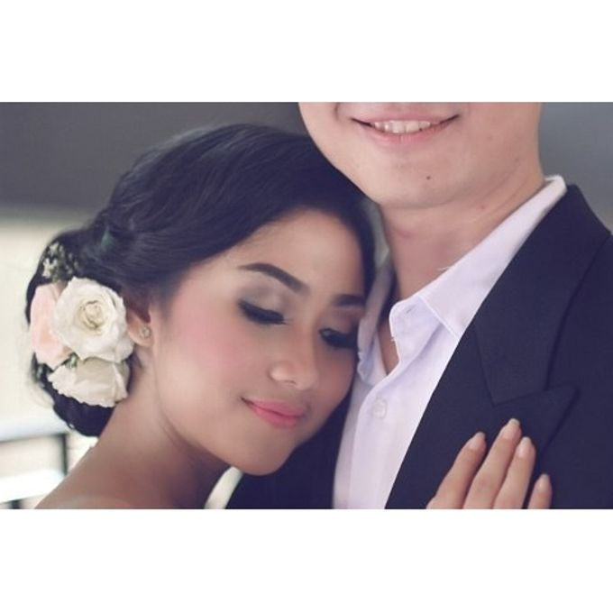 Wedding Makeup for arsitaputri by Makeup by Heny - 003