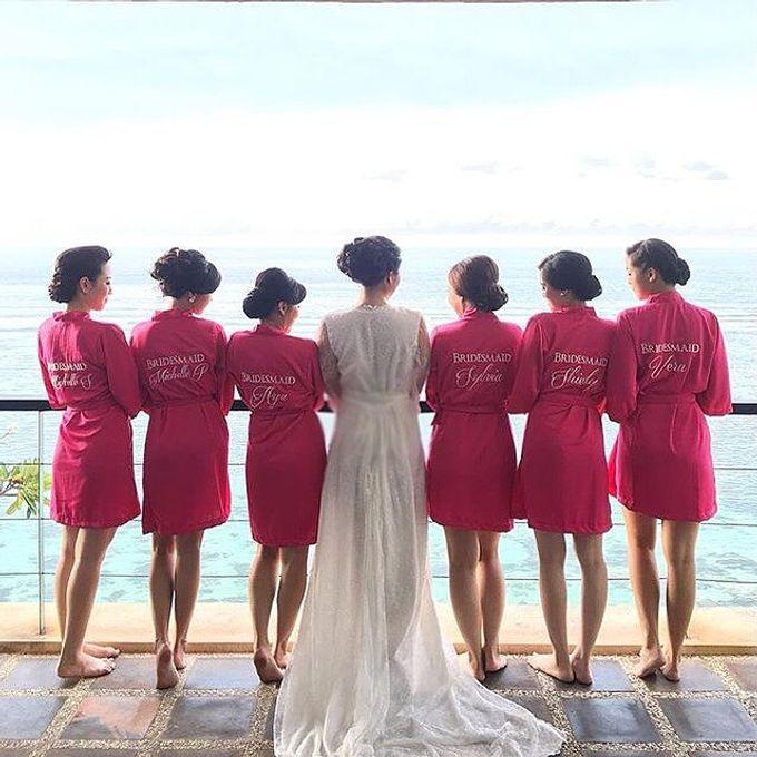 Andrew & Jessica Wedding by Sofitel Bali Nusa Dua Beach Resort - 011