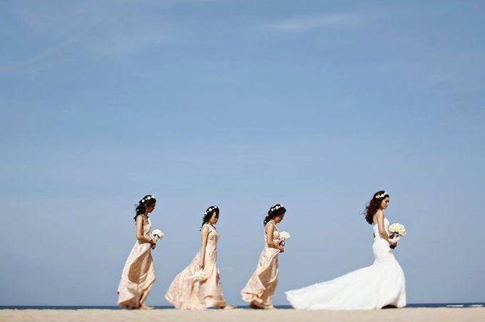 David & Adelia Royal Greek Wedding by Flying Bride - 008