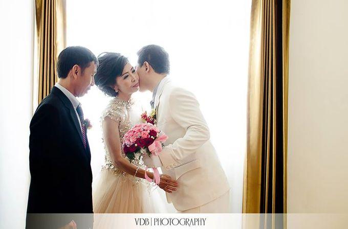 Wedding Day Andi & Evelin by VDB Photography - 012