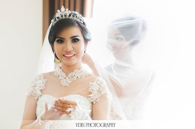 Wedding Day Andi & Evelin by VDB Photography - 008