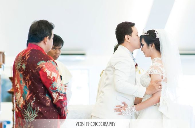 Wedding Day Andi & Evelin by VDB Photography - 028
