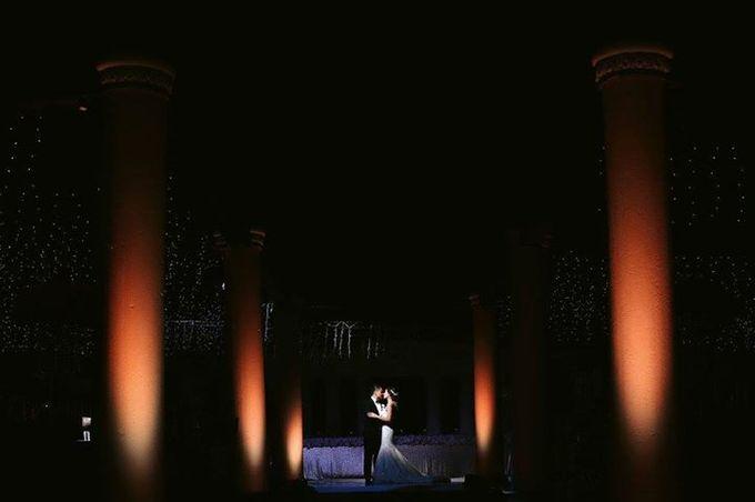 David & Adelia Royal Greek Wedding by Flying Bride - 018