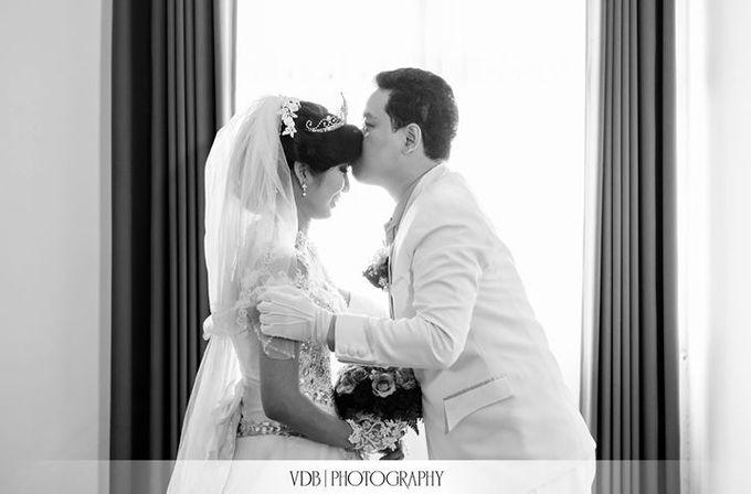 Wedding Day Andi & Evelin by VDB Photography - 021
