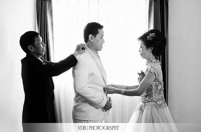 Wedding Day Andi & Evelin by VDB Photography - 011