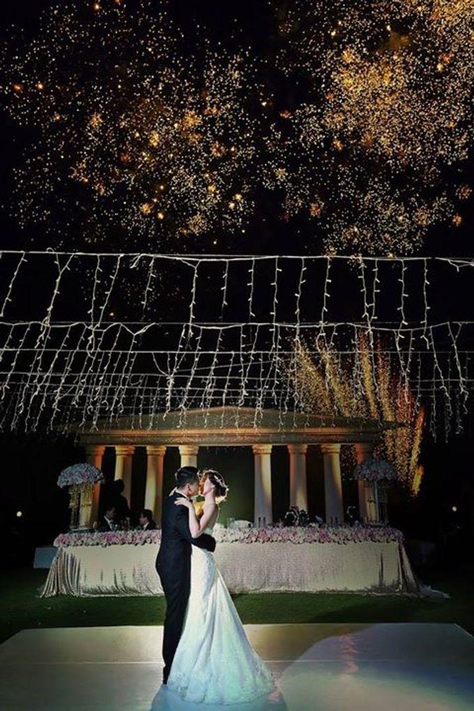 David & Adelia Royal Greek Wedding by Flying Bride - 019