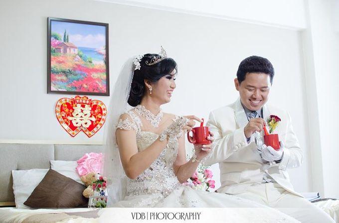 Wedding Day Andi & Evelin by VDB Photography - 024