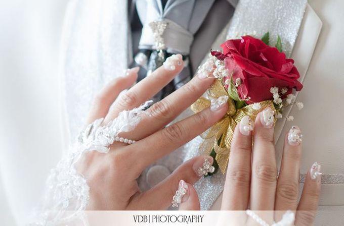 Wedding Day Andi & Evelin by VDB Photography - 022