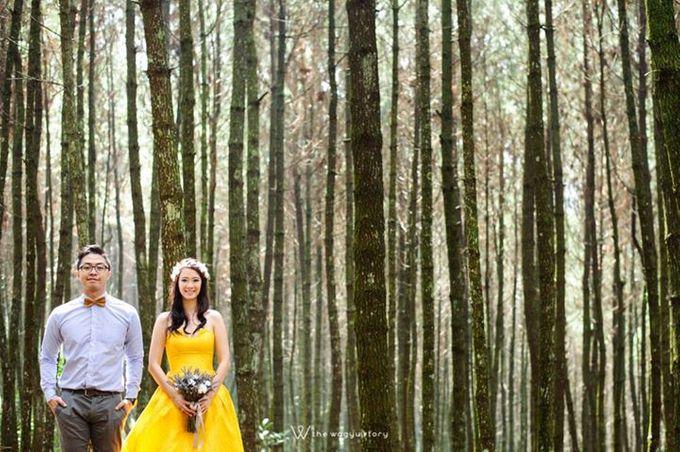 Engagement - Hindra and Meldiane by Jasmine Florist - 002