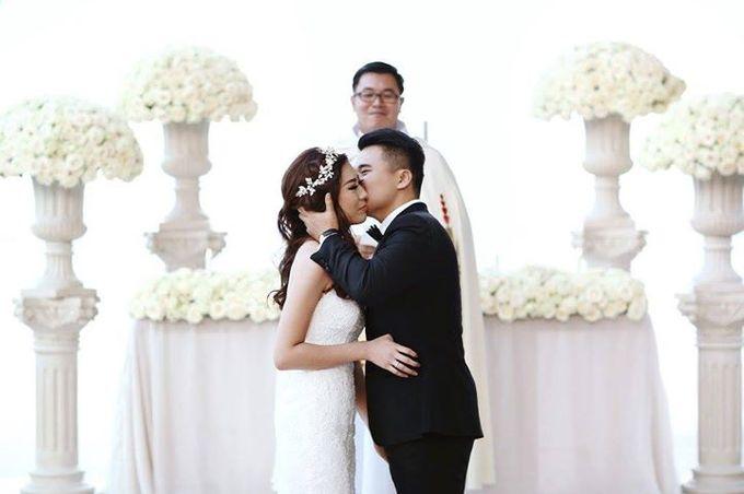 David & Adelia Royal Greek Wedding by Flying Bride - 012