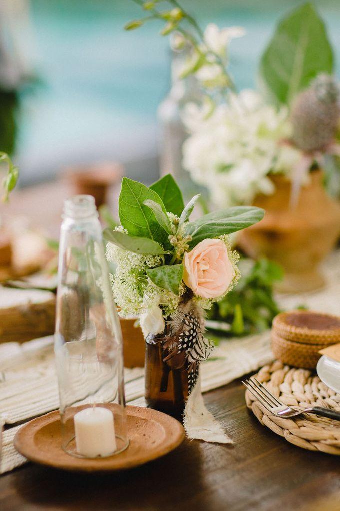 Catch Your Dreams Boho Wedding by Hari Indah Wedding Planning & Design - 036