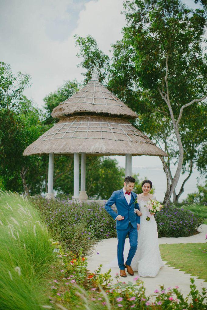 RUSTIC WEDDING DAVID AND JOICE IN SKY AYANA BALI by W organizer - 020