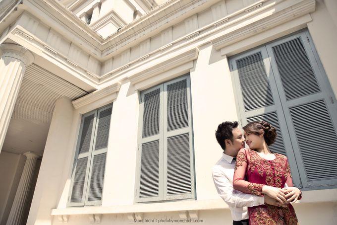 Prewedding Robert & Irene by Monchichi - 001