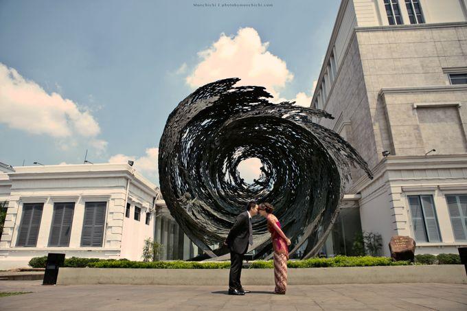 Prewedding Robert & Irene by Monchichi - 002