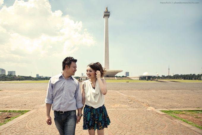 Prewedding Robert & Irene by Monchichi - 006