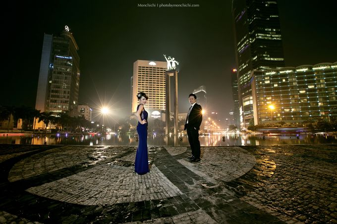 Prewedding Robert & Irene by Monchichi - 007