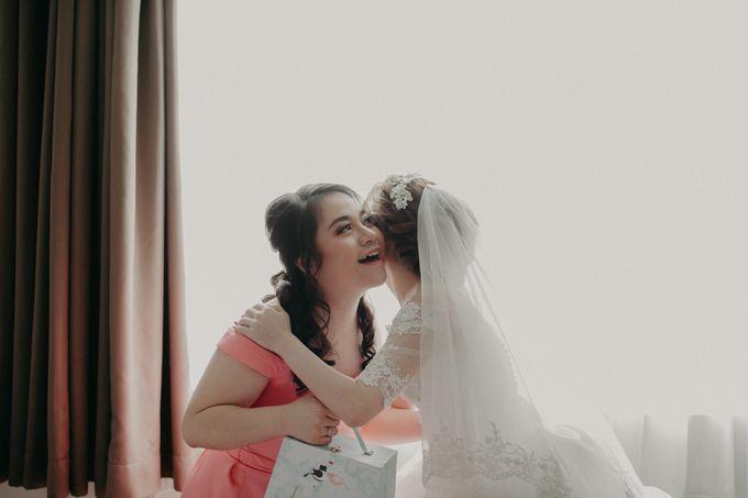 Wedding Day Rino & Meina by SHINE PLANNER & ORGANIZER - 011