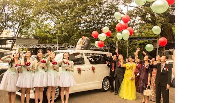 Wedding of Indrajaya & Maria by All Occasions Wedding Planner - 014