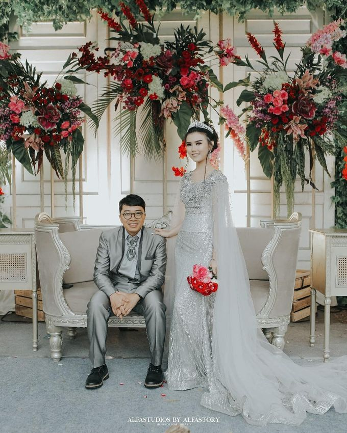 The Wedding Of Tantri & Agung by Alfa.co - 009