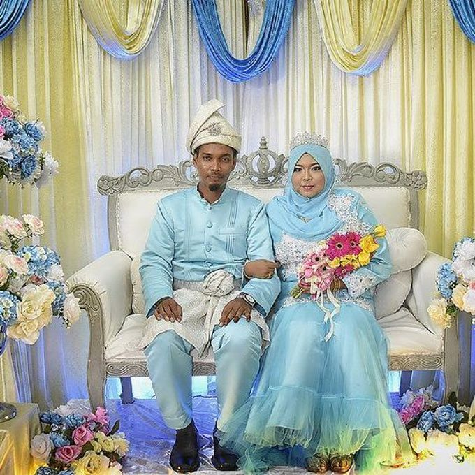 WEDDING FATIN AND AZIZAN by Opa Pakar Photography - 019