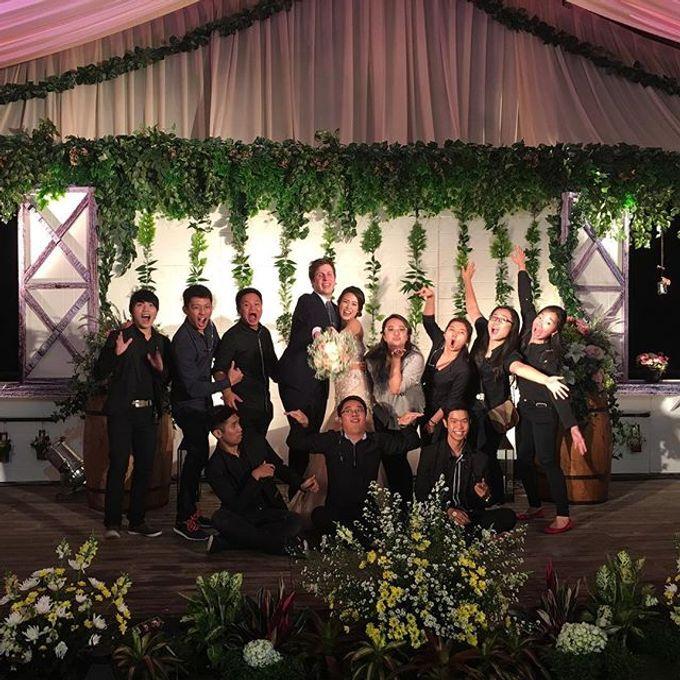 Tessa - Matthias Hillside Wedding by Bozza Event Organizer - 001
