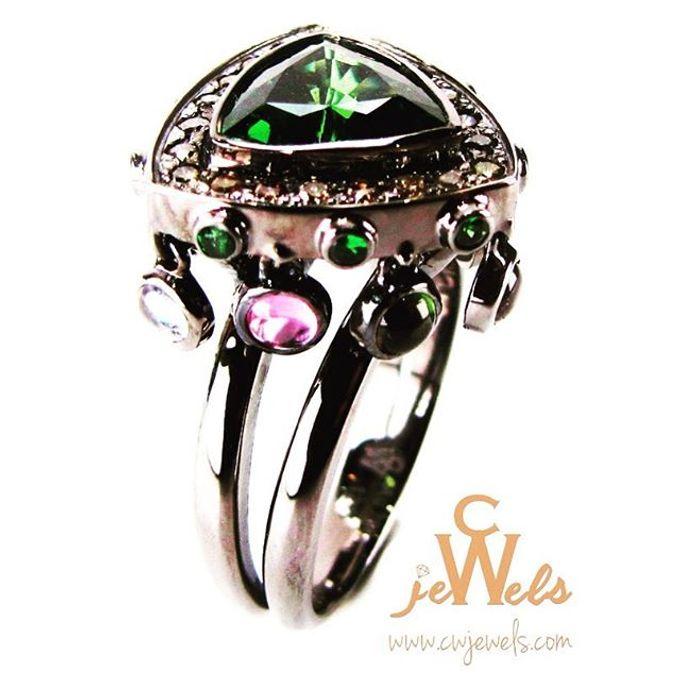 Custom made  by CW Jewels - 002