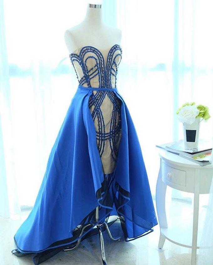 NEW ARRIVALS -EVENING DRESS by LAMIIK BRIDAL - 019