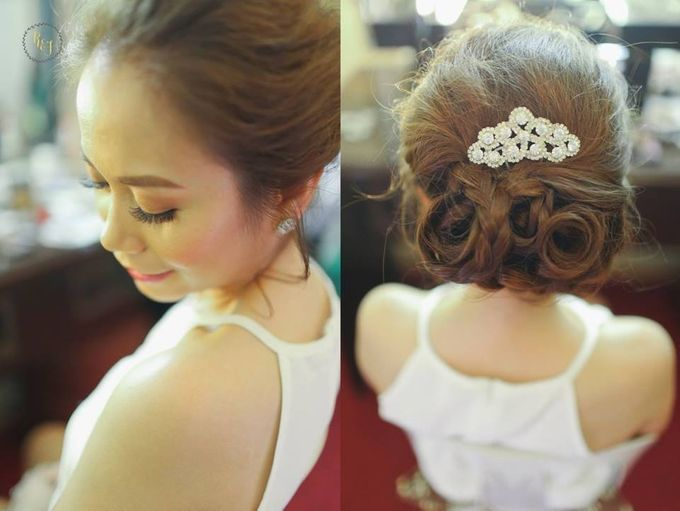 Bride Aisa by Melody Tinoy Makeup Artist - 006