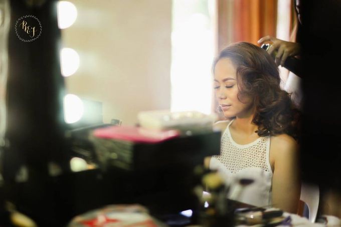 Bride Aisa by Melody Tinoy Makeup Artist - 008
