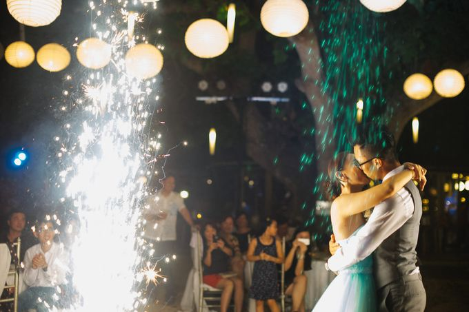 PYROTECHNIC by Bali Wedding Entertainment - 001