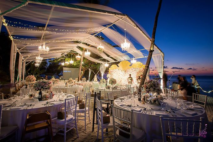 Luxury wedding of Vicky & Song at Conrad Koh Samui by BLISS Events & Weddings Thailand - 009