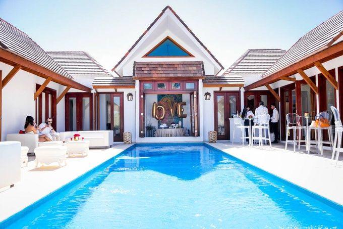Catherine & Leonardo Destination Wedding in Private Villa by Jennifer C  Wedding & Event Agency - 007