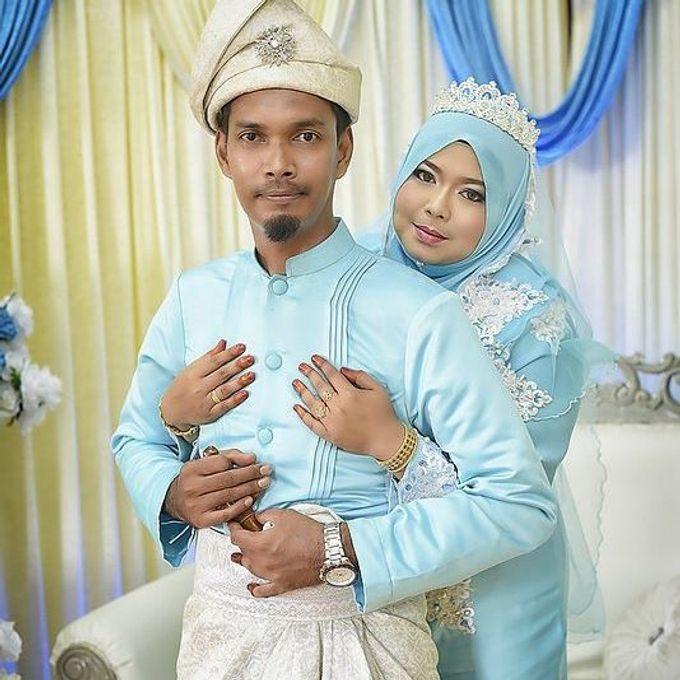 WEDDING FATIN AND AZIZAN by Opa Pakar Photography - 021