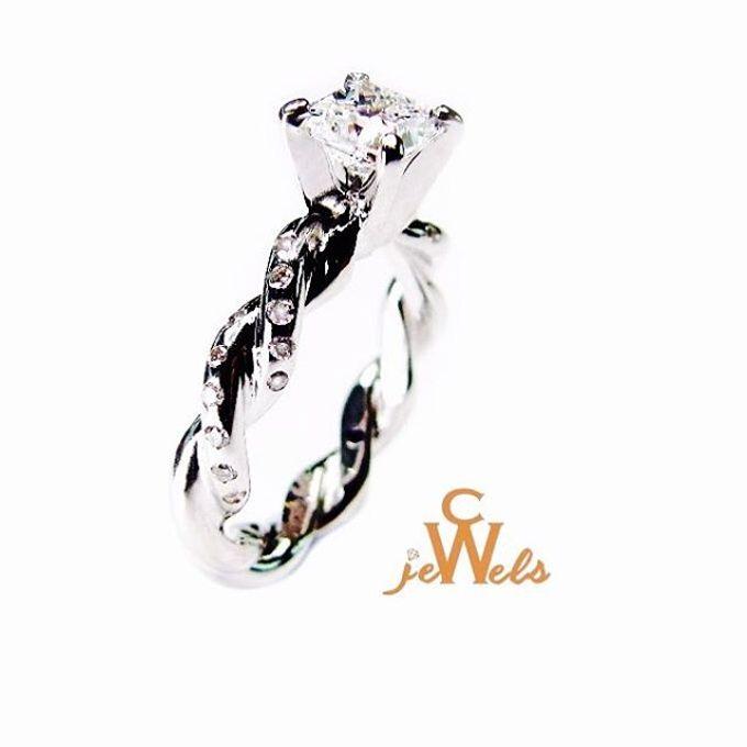 Custom made  by CW Jewels - 001