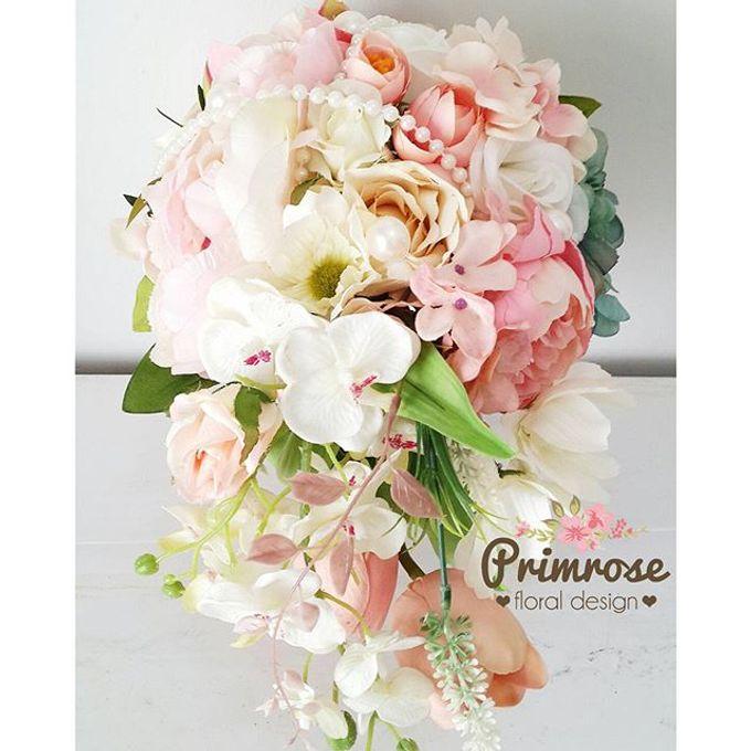 Wedding Bouquet - Handbouquet by Primrose Floral Design - 019