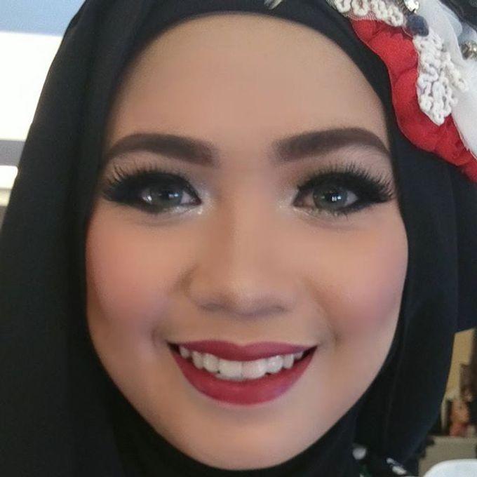 Make up and Hijab Stylist by OCIE Mua - 007